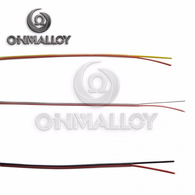 0.81mm Type K/N/E/T Thermocouple Cable with FEP Insulation