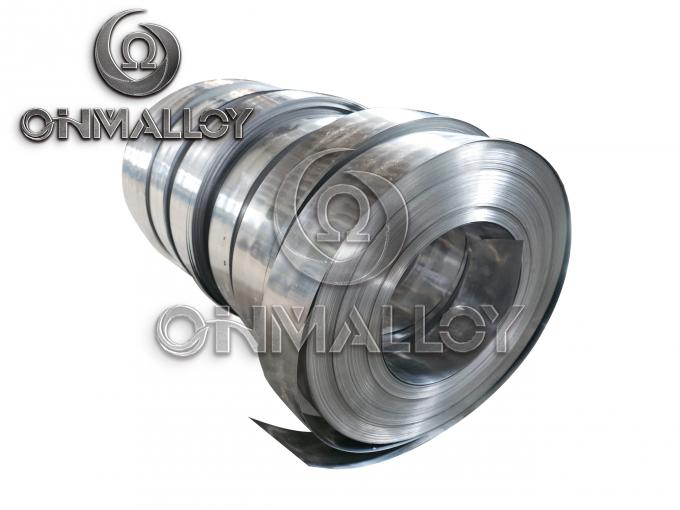 Stainless Steel Shiled Transformer Core Material 50mm Width Low Coercive Force