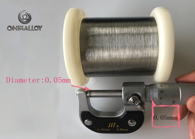 Silver Plated Copper Based Alloys Ultra Thin 40wag / 44awg With Pvc Coated