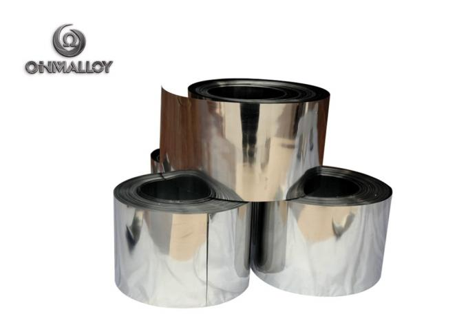 Silver CuNiZn Copper Based Alloys C7521 Foil For Transformer Electrostatic Plate