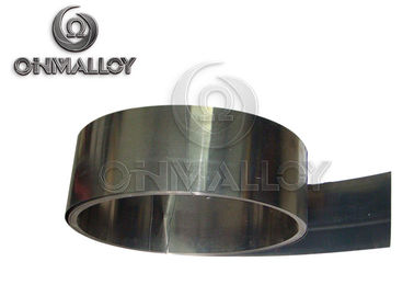 China Braking Resistor FeCrAl Alloy Strip Bright Status OCr13Al4 1mm × 85mm supplier