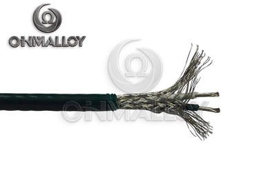 China 24 AWG or 20AWG J Type Thermocouple Cables With Black / White Color supplier