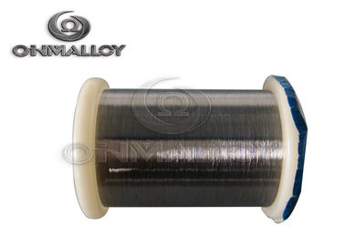 China Precision Resistance Constantan Wire For Relay , Copper Nickel Wire supplier