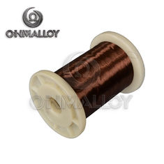 China CuNi2 / Alloy30 For Electric Blankets And Pillows / Heat Resistant Copper Alloy Wire supplier