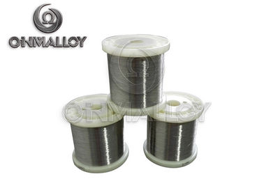 China Cr15Ni60 Nichrome Resistance Wire Ni60Cr15 SWG 25 0.5mm For Bell Furnaces supplier