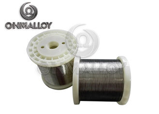 China Ni35Cr20 Nichrome Alloy 1390℃ Melting Point Soldering Nichrome Wire supplier