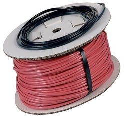 Flexible Insulated Resistance Wire Underfloor , Insulated Heating Wire