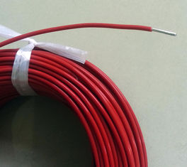 China Silicone Insulated Heating Nickel Plated Copper Wire Antisepsis And Moisture supplier