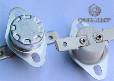China Ni22Cr3 / Ni36 Kanthal Bimetallic Material For Thermostat  Refrigerator Switch supplier