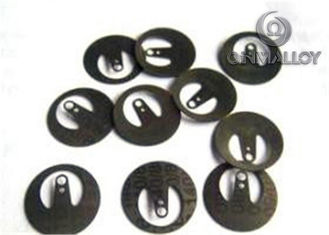 China Thermostat Switch Disc Type Bimetallic Strip 5J1480 Bright Soft Condition 0.2mm supplier