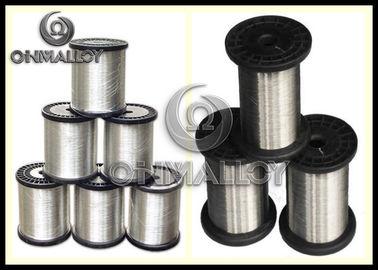 China CuNi1 CuNi2 Copper Nickel Wire 250Mpa Tensile Strength 400℃ Temperature supplier