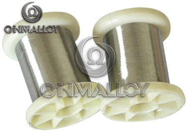 China CrNi3070 Nickel Chromium Wire Bright Surface 730 Tensile Strength supplier