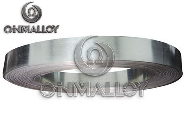 China Ni30Cr20 Nichrome Alloy , Electric Heating Strip For Powe Resistor supplier