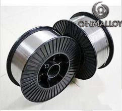 Thermal Spraying Nickel Aluminum Alloy Wire Ni95Al5 For Bond Coating 10000 psi