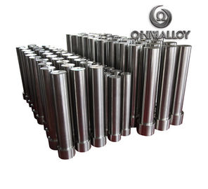 China Braiding Inconel 601 Rod High Temp Alloys 30mm / 50mm / 80mm Diameter supplier