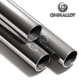 China 30mm OD Inconel 625 Tube , High Temperature Metal Alloys For Food Processing supplier