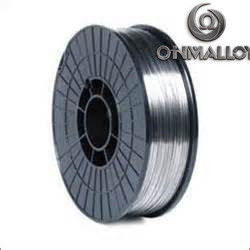 China Arc Spraying Size 2.0mm Thermal Spray Wire NiAl20 Nickel Based Alloy Wire supplier