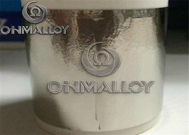 Pure Metals Tantalum Ta Foil / Strip 0.005mm × 20mm For Super Precision Instrument