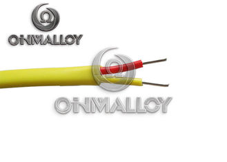 China ANSI Standard PVC Insulated And Sheathed K Type Thermocouple Compensating Cable supplier