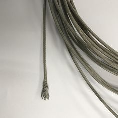 China Cr20ni80 Nichrome Thermoelectric Alloys Wire High Resistivity Nickel Chromium Alloys supplier