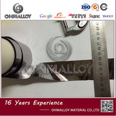 China 0.005 - 0.2 Thickness Titanium Foil TA1 0.002mmx20mm 0.004mmX40mm Ti Foil supplier