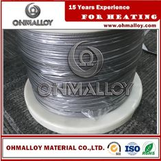 0.523mm 19 strands Nichrome Thermoelectric Alloys Wire Heater Core Wire