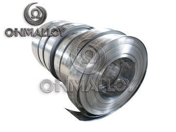 China OhmAlloy-4J36 Strip Low Expansion Alloys Oxy Acetylene Welding / Electric Arc Welding supplier
