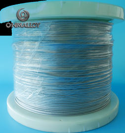 China Ni212 Pure Nickel Cold Tail Lead Wire 19-Strands Anti - Oxidation Nichrome Wire supplier
