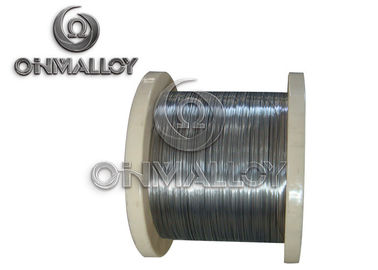China Soft Magnetic Alloy Supermalloy 0.02mm Ohmalloy-1J50 Wire Low Melting Alloys supplier