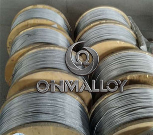 China NiCr 80/20 Nichrome Alloy 0.574mm Nickel Base Alloy Wire Thermo - Electric Alloys,heating core,radium tube,raidum light supplier