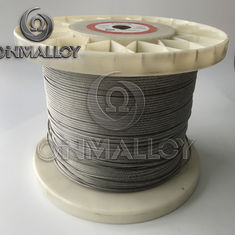 China 19 Mulit NiCr 2080 Heating Stranded Wire , Nichrome Stranded Wire supplier