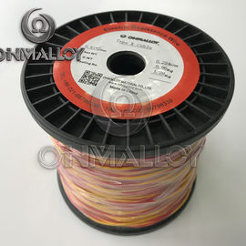 China 0.81mm Type K Thermocouple Wire With Fiberglass Insulated 600 Degree supplier