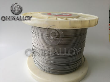 China NiCr 2080 Heating Stranded Resistance Wire NiCr A Nichrome Alloy supplier