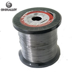 China Ni80Cr20 0.07 - 0.1mm High Voltage Ignition Cable With  High Resistivity supplier