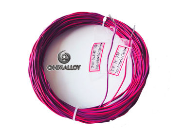 China 100 Meter Extension J Type Thermocouple Cable 24AWG For Temperature Control supplier