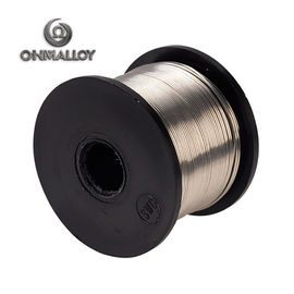 China 1.09 Resistivity Nickel Chrome Alloy 8.4g / Cm3 Super Fast Heating Speed supplier