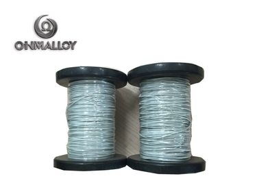China PTFE Flat Teflon Insulated Wire / High Temperature Resistance Nicr 80 20 Cable supplier