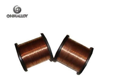 China 390Mpa Precision Resistance Wire 6J13 / Shunt Manganin For Shunt Resistor supplier