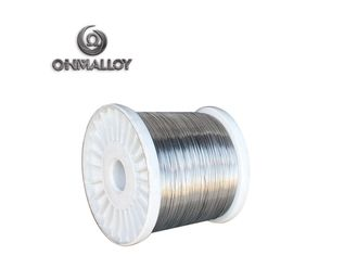 China High Temperature FeCrAl Alloy 0Cr27Al7Mo2 Resistance Heating For Furnace Wire supplier