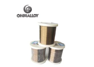 China 36AWG Enamelled 304 Stainless Steel Wire Insulated Polyamide - Imide supplier