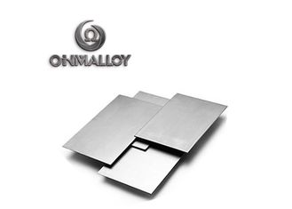China High Temperature Pure Nickel Plate / Nickel 200 Plate Thickness 1mm-10mm supplier