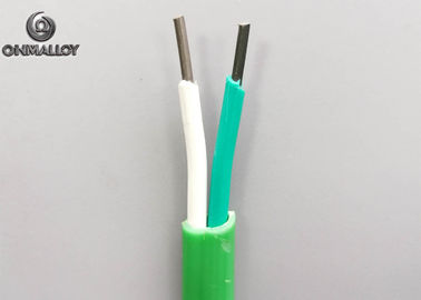 China Thermocouple Wire Extension Cable Type K -10→105°C 2 Solid Core PVC Sheath ANSI IEC Standard supplier