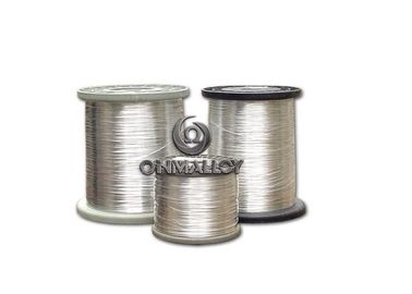 China Bright / Oxidation Ni90Cr10 Nichrome Wire For Industry And Household supplier
