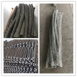 China Durable Coiled Nichrome Alloy Wire 300W - 110KW Custom Made 30 Meters supplier