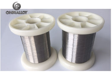 China NiCrMo Hastelloy C276 Wire / 0.1mm Alloy Inconel C276 Wire Corrosion Resistance supplier