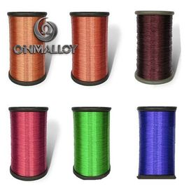 China Polyethylene Insulated Enameled Nichrome Wire Ni80Cr20 Ni30Cr20 Ni60Cr15 supplier