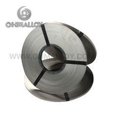 China Battery Pack Spot Welding Metal Strip Pure Nickel Material Uns N02201 Rohs supplier