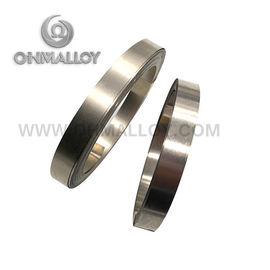 China Corrosion Resistant Pure Nickel Strip Thickness 0.1mm 0.15mm Good Mechanical Strength supplier