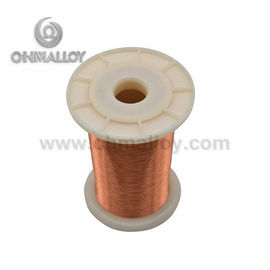 China Enamel Insulated Heating Wire 0.03 Mm 130 Degree JIS C3202 For Magnetic Valves supplier
