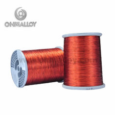 China 0.1mm N6 N200 Insulated Resistance Wire For Precision Electronic Element supplier